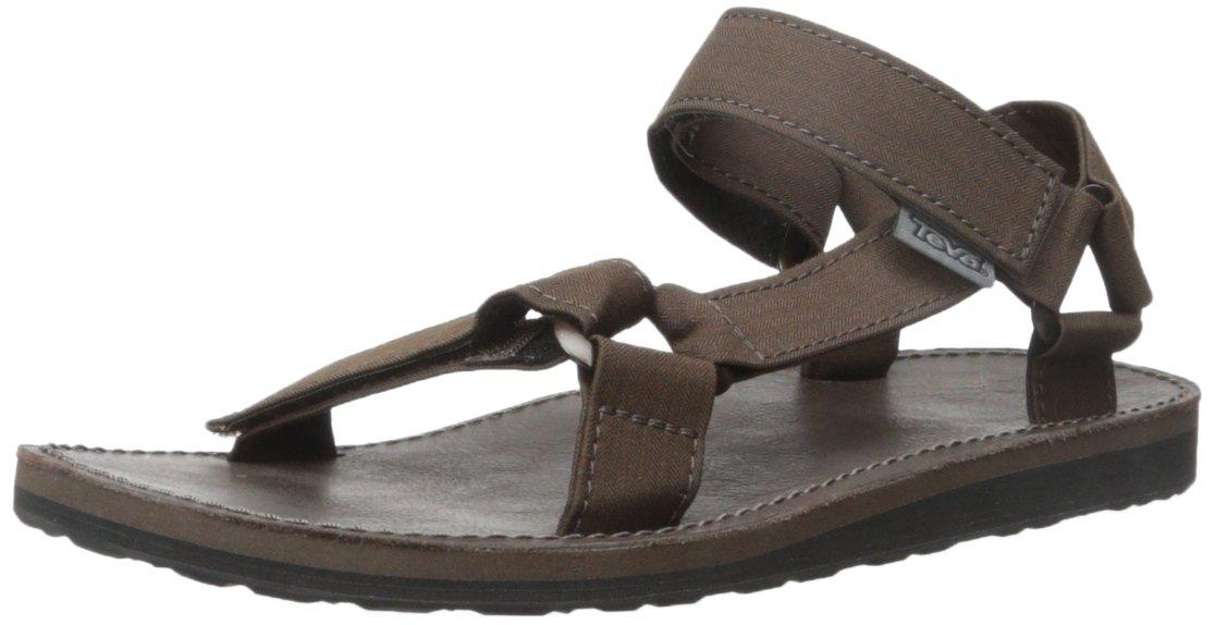 Teva Hombres M original universal Men'swear sandalia 48.5 D(M) EU|Marrón