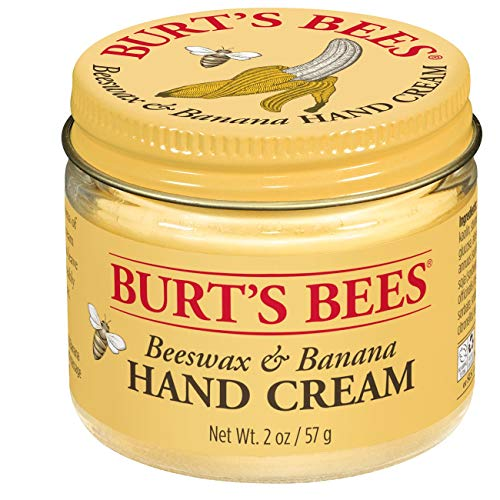 Burt's Bees Beeswax & Banana Hand Cream - 2 Ounce Jar ()
