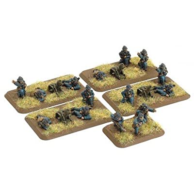 Trench Mortar Platoon - Flames Of War