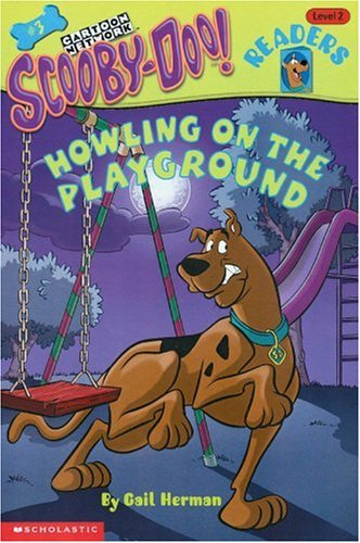 Image result for Scooby Doo Howling on the playground