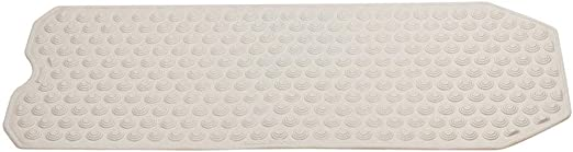 Made in Italy No Suction Cup Bath Mat Safe for All Ages Bath mat for