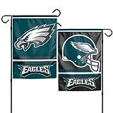 "WinCraft NFL Philadelphia Eagles WCR77611013 Garden Flag, 11"" x 15"""