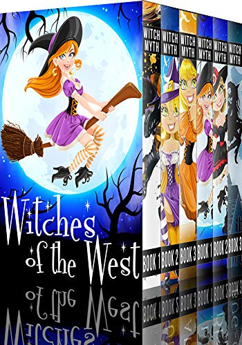 A collection of Cozy Witch Mysteries ()