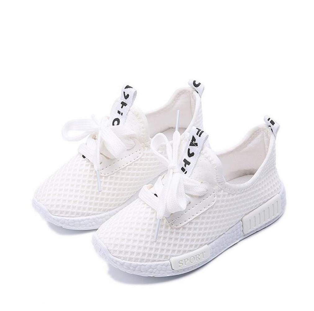 LONIY Mesh Casual Children Sneakers for Boy Girl Toddler Baby Breathable Shoes