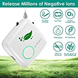 Portable Air Purifier Personal for Home, Mini