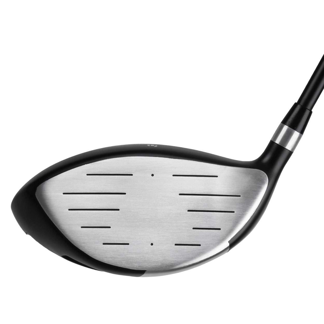 Amazon.com: Orlimar Golf Black Big Buddha 520cc Jumbo Driver ...
