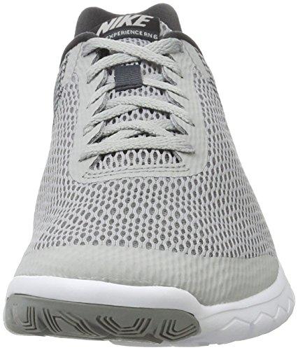 Nike Mens Flex Erfarenhet Rn 6 Löparskor Grå Svart Antracit Vit