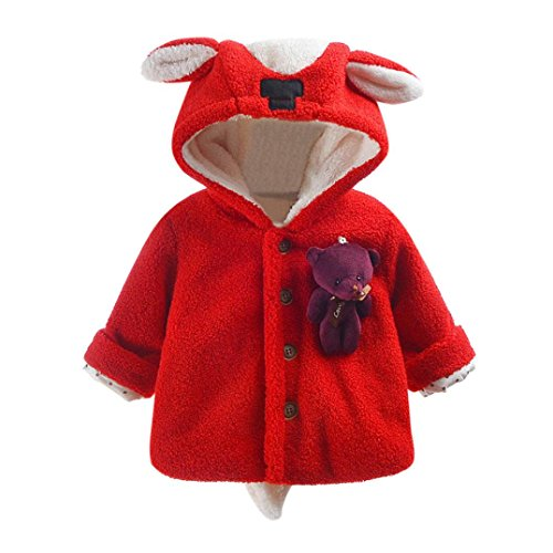 hooded dress with ears - 9