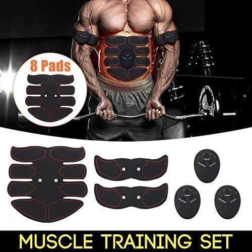 BianchiPamela Professional Smart Muscle Training Gear Abdominal Muscle Trainer Body Building