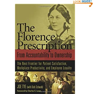 The Florence Prescription: From Accountability to Ownership (Perfect Paperback)