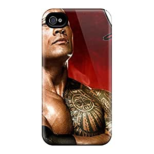 New Premium BayyKck Wwe 2k14 Game Skin Case Cover Excellent Fitted For Iphone 5/5s