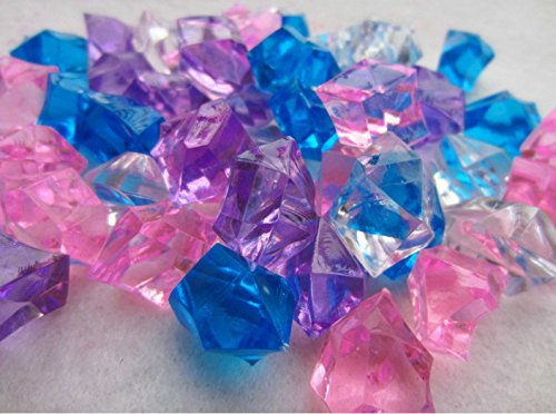 blue and pink gems - 5