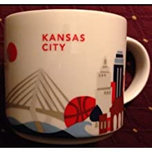 "Starbucks Mug ""You Are Here Collection"" - Kansas City"