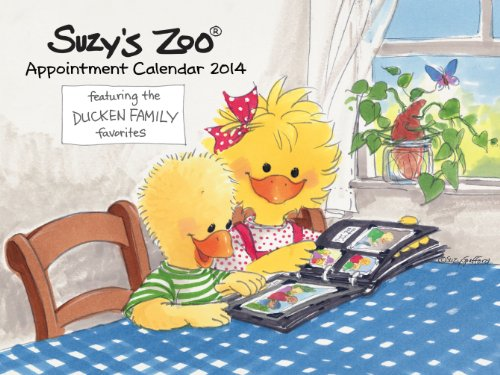 (Suzy's Zoo - 2014 Appointment Calendar (9x12))