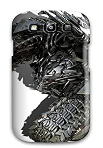 Craigmmons Scratch-free Phone Case For Galaxy S3- Retail Packaging - Transformers 2 Movie People Movie