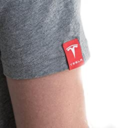 Tesla Motors Men\'s Model X Polo Shirt (M)