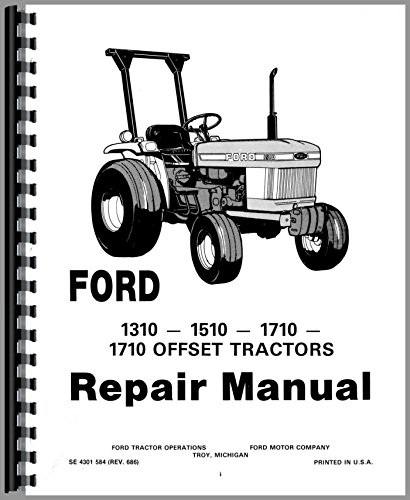 compare price ford 1710 service manual on. Black Bedroom Furniture Sets. Home Design Ideas
