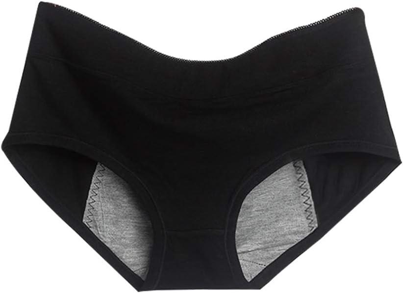Kanggest.Braguita Mujer Estilo Bikini de Algodón Braguitas Culotte ...