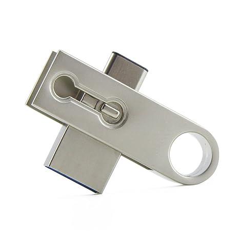 Chuyi rotación tipo C Pen Drive impermeable USB 3.0 DUAL ...