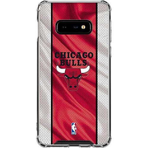 reputable site d522b d0857 Amazon.com: Skinit Chicago Bulls Away Jersey Galaxy S10e ...