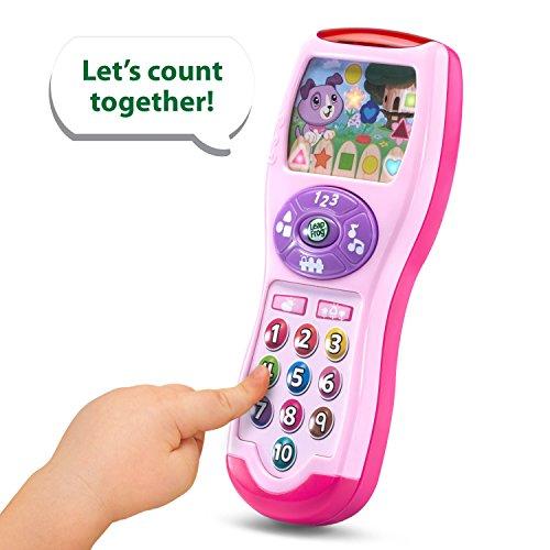 51WdRqJLvUL - LeapFrog Violet's Learning Lights Remote, Pink