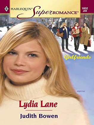 book cover of Lydia Lane