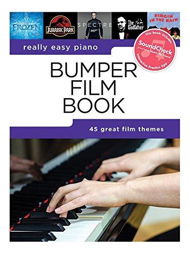 Really Easy Piano: Bumper Film Book pdf epub