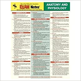 Buy Anatomy and Physiology: Exam Notes Book Online at Low