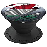 HUNGARY Hungarian Flag %2D PopSockets Gr