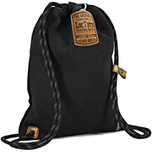 LOCTOTE Flak Sack II - World's Toughest Theft-Resistant Drawstring Backpack   Slash-Proof   Lockable   Portable Safe