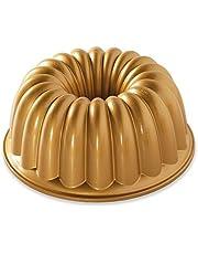 Nordic Ware Elegant Party Bundt Pan, 22.3 x 9.3 cm, Gold