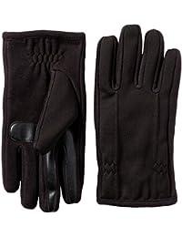Men's Tech Stretch smarTouch Fleece Palm Gloves