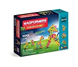Magformers Creator Neon Color Set (60-pieces) Magnetic    Building      Blocks, Educational  Magnetic    Tiles Kit , Magnetic    Construction  STEM Set