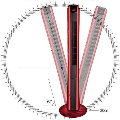 AHAI YU Ventilatore Intelligent Remote Control Tower Fan di ioni Negativi purificazione 1.2M Alta (Size : ICAAACD)