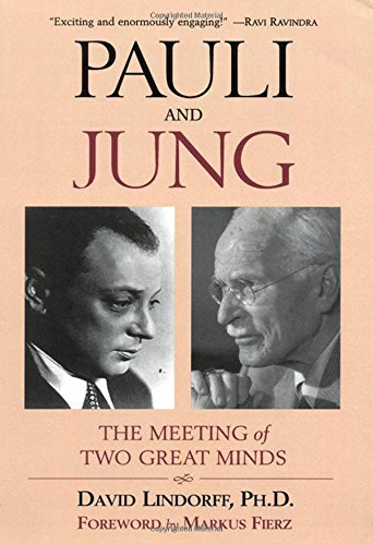 Download Pauli and Jung: The Meeting of Two Great Minds pdf