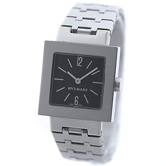 wholesale dealer 9cff8 de923 Amazon   ブルガリ BVLGARI クアドラード SQ22SS 腕時計 ...