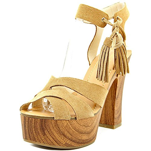 GUESS Leather Special Occasion Platform