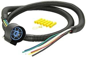 pollak 11 998 4 39 pigtail wiring harness. Black Bedroom Furniture Sets. Home Design Ideas