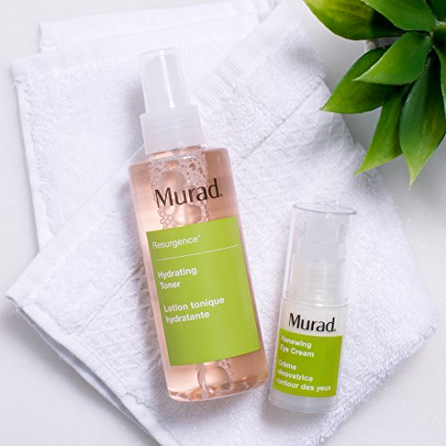 Murad Resurgence Hydrating Facial Toner - Step 1 Cleanse/Tone (6.0 fl oz), Alcohol-Free Toner that Replenishes and Refreshes Skin with Peach and Cucumber Extracts to Soothe and Minimize Irritation by Murad (Image #2)