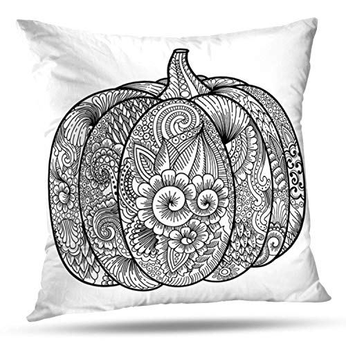 Soopat Decorative Throw Pillow Cover Square Cushion 16