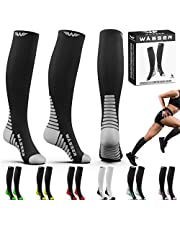 Compression Socks For Women & Men 20-30 mmhg - Running Hiking Ski Pregnancy