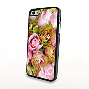 Generic Liveliy Flowery Fresh Flowers Matte Pattern PC Phone Cases fit for Cute Beautiful iPhone 5/5S Cases
