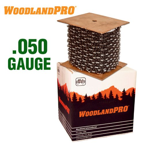 WoodlandPRO 50' Chainsaw Chain Reel (20NK-50R) 920 Drive Links by WoodlandPRO