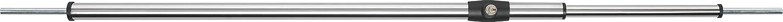ABUS Fenstersicherung Tele-Z 100 C chrom AL0145 gleichschlie/ßend 31778