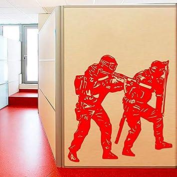 Inicio Sala de estar Arte Pvc Decoración de la habitación Etiqueta ...