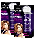 Got2B Schwarzkopf Powderful Volumising Powder 10 G - Instant Volumizer X 2 = 20G