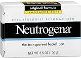 Neutrogena The Transparent Facial Bar Original Formula, Fragrance Free 3.50 oz (Pack of 11) Review