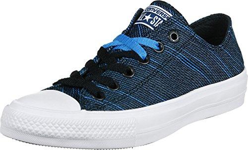 Converse Mandrin Taylor All Star Ii - 151091c Noir-bleu