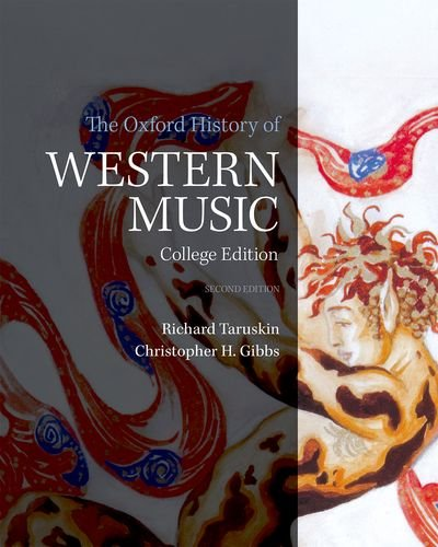Price comparison product image The Oxford History of Western Music