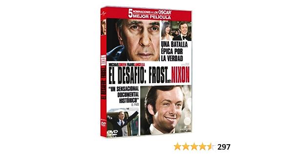 El desafío - Frost contra Nixon [DVD]: Amazon.es: Frank ...